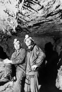A. Rigobello e G. Appoggi in Rana il 19/01/1969