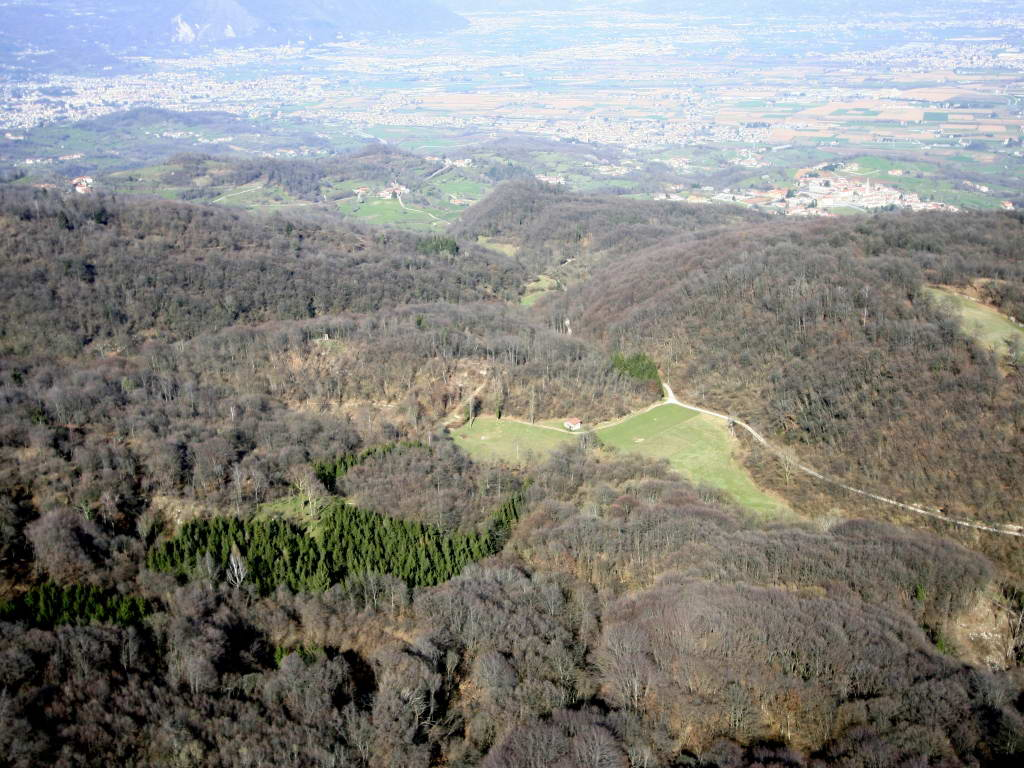 Val delle Lore, ingresso Pisatela basso