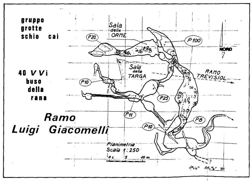 La pinata del Ramo Giacomelli