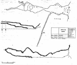 Rilievo Grotta del Cameron