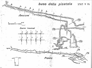 Rilievo Pisatela 1985