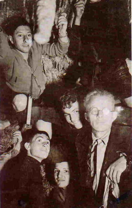 1948 Ramo Principale (foto Luciano Giorgio Rossi, archivio GGS)